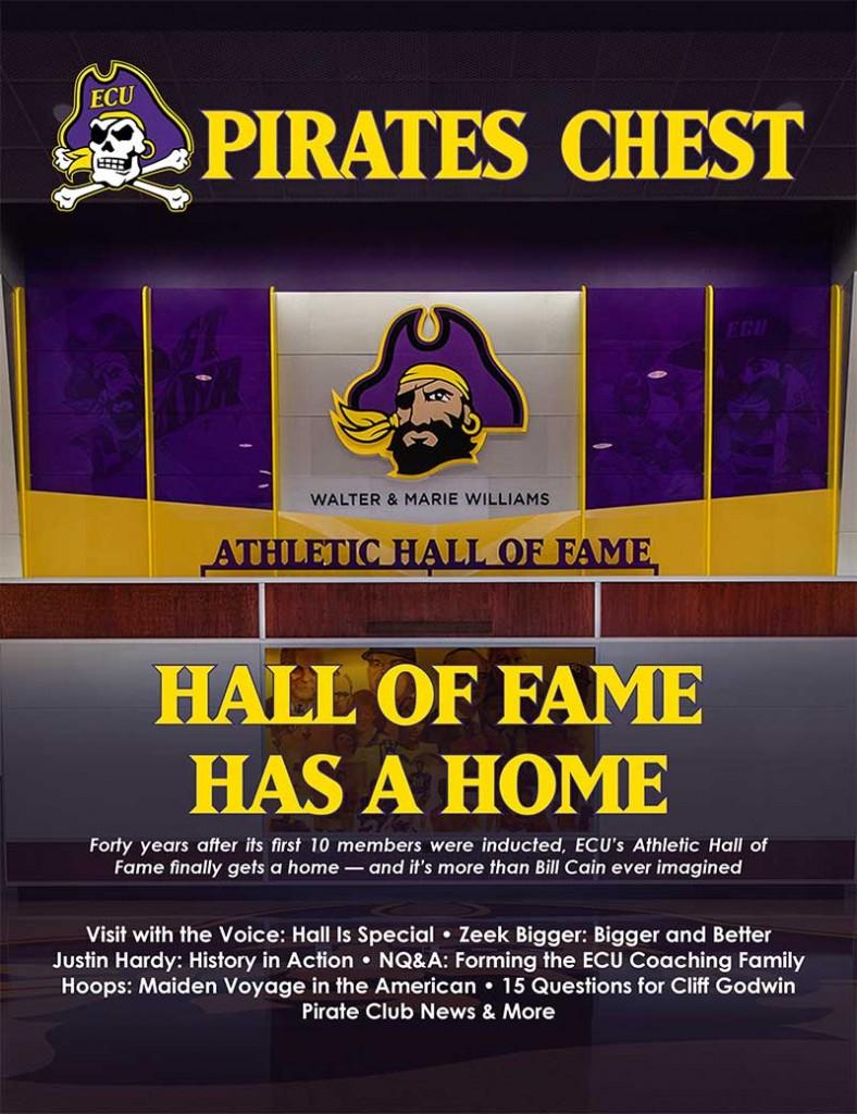 October 2014 Pirates' Chest