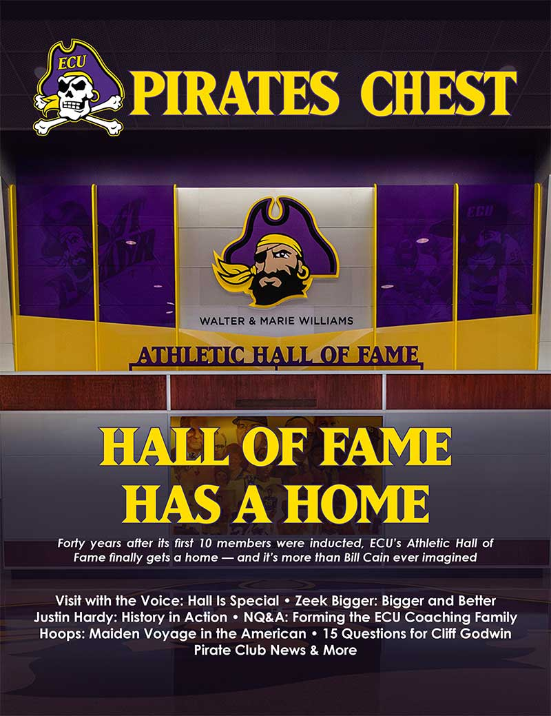 October 2014 Pirates Chest
