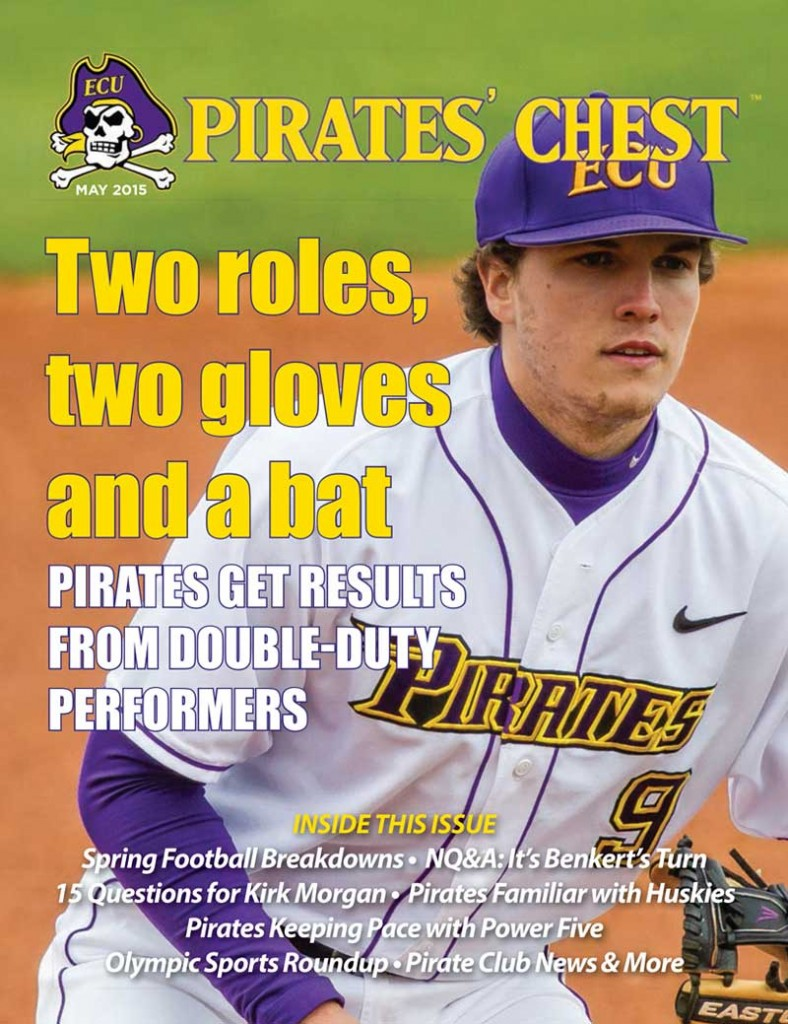 2015 May Pirates' Chest